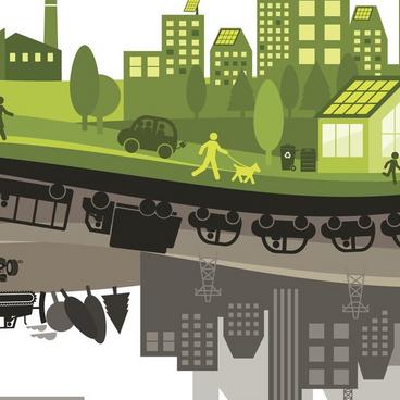 En ny hållbar stad